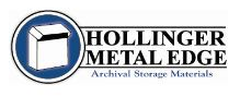 Hollinger Metal Edge logo
