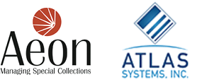 Aeon | Atlas Systems logo